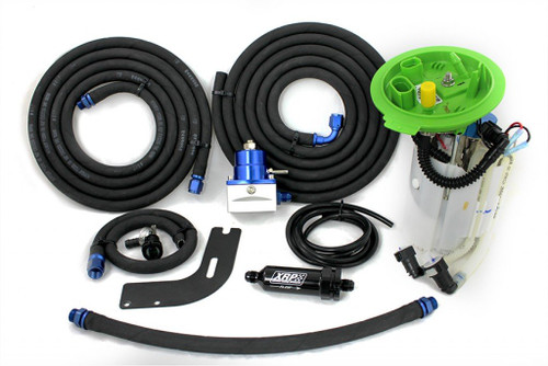 Precision Raceworks Audi/VW Stage 4 Fuel Pump Upgrade Kit (Incl. Golf R, GTI, A3 & S3)
