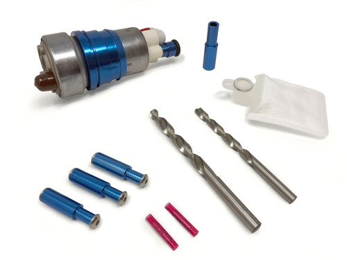 Precision Raceworks Audi/VW Stage 2 Fuel Pump Upgrade Kit (Incl. Golf R, GTI, A3 & S3)