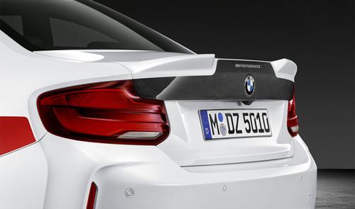 GENUINE BMW F22 F87 M2 M Performance Carbon Bootlid Trunk