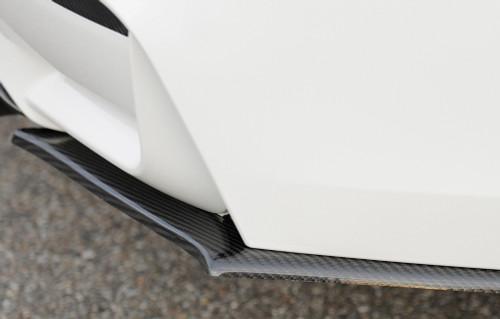 RIEGER BMW F80 M3 F82 M4 M4 Carbon Rear Bumper Extensions