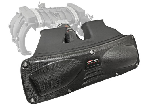 aFe Porsche Black Series Cold Air Intake System (911 Carrera 4/4S/S H6)