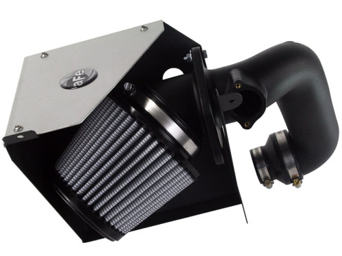 aFe Audi B6 Magnum FORCE Stage-2 Pro DRY S Cold Air Intake System (Audi A4)