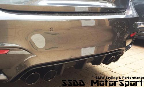 F80 M3 F82 F83 M4 Mperformance style diffuser