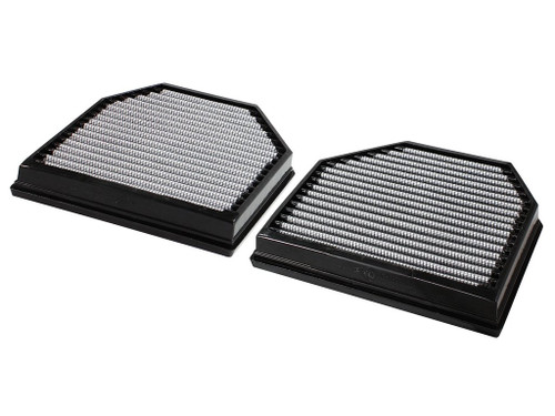 aFe BMW S55 S63 Magnum FLOW Pro DRY S Air Filters (M2 Competition, M3, M4, M5 & M6)