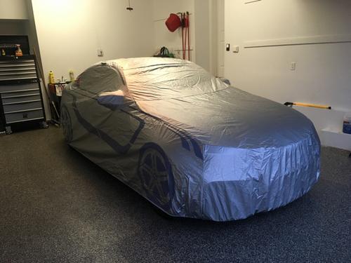 Genuine BMW Car Cover F22 F23 2 Series & F87 M2