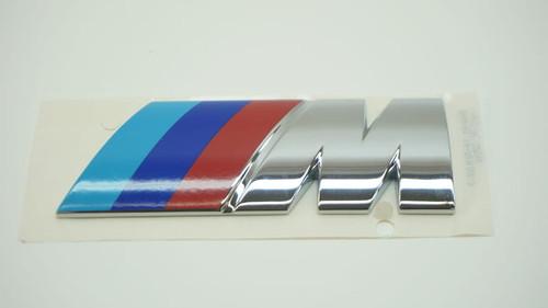 Genuine BMW M Technic Emblem Badge Engine Cover Bootlid