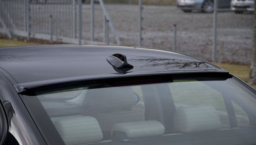 BMW E90 Saloon Carbon Fibre Rear Window Roof Spoiler