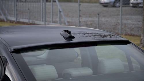 BMW E90 Saloon Carbon Fibre Rear Window Roof Spoiler