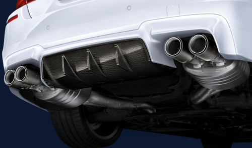 Genuine BMW F10 M5 M Performance Carbon Diffuser