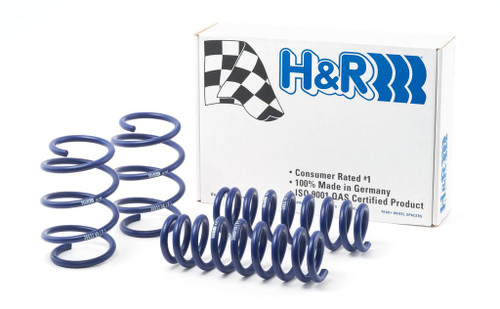 H&R Lowering Springs for BMW F83 M4 Convertible 30mm F+R
