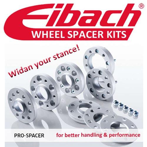 Eibach 15mm Wheel Spacers for Porsche 911 (996 997 991)