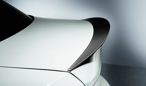 GENUINE BMW E82 1M M Performance Carbon Spoiler