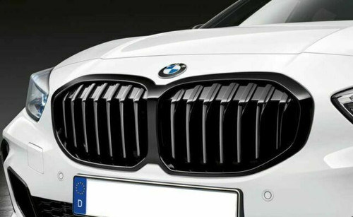 GENUINE BMW F40 M Performance Gloss Black Kidney Grilles (Non-M135i)