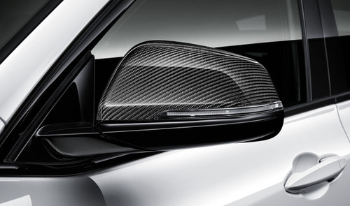 GENUINE BMW F40 M Performance Carbon Mirror Caps