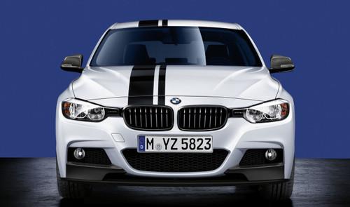 GENUINE BMW M Performance F30 F31 Front Splitter 51192291364