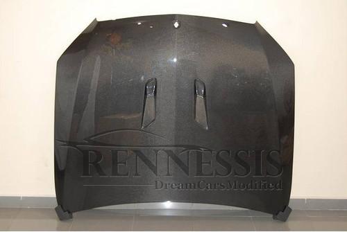 AMG Black Series Style Carbon Bonnet for W205 C Class
