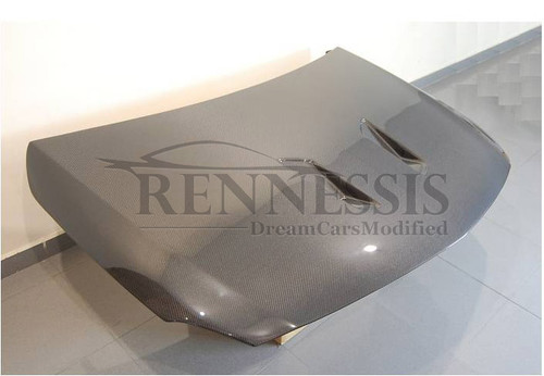AMG Black Series Style Carbon Bonnet for W176 A Class