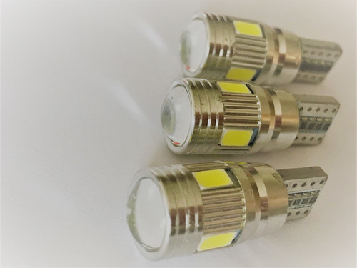 Error Free T10 Wedge SMD LED Bulb (CANBUS COMPATIBLE)