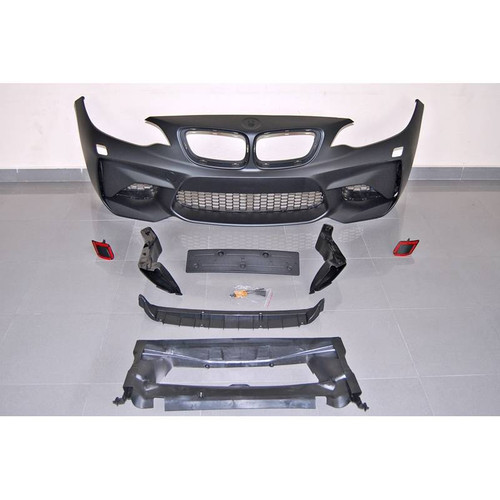 M2 Style Front Bumper Kit for BMW F22 F23 2 Series