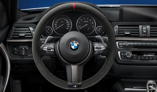 Genuine BMW M Performance Steering Wheel 1 2 3 4 Series