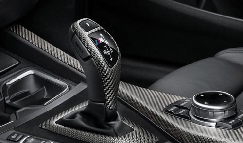 BMW M Performance FX 1 2 3 4 Series Carbon Gear Selector Trim