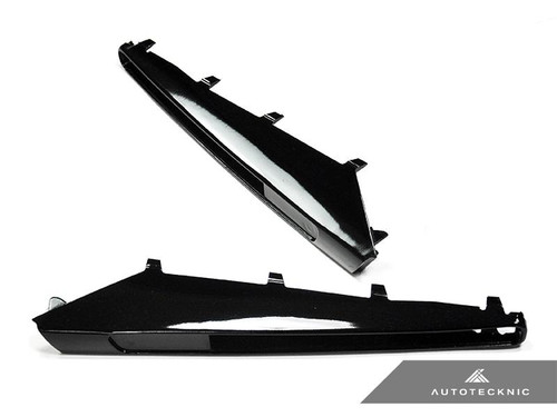E90 E92 E93 M3 Black Competition Look Replacement Side Vents