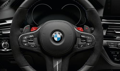 Genuine BMW F90 M5 M Performance Carbon Shift Paddles