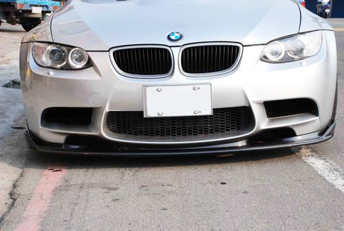BMW E90 E92 E93 M3 Carbon Front Splitter