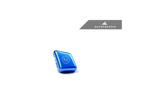 AutoTecknic BMW E60 E61 M5 & E63 E64 M6 Royal Blue M Button