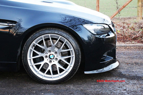 E90 E92 E93 M3 Challenge Style Carbon Fibre Front Splitter