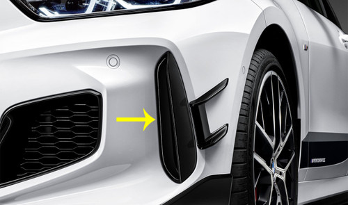 Genuine BMW F40 M Performance Bumper Side Grill Inserts