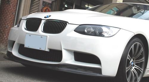 E90 E92 E93 M3 Arkym AeroSport Style Carbon Fibre Front Lip Splitter