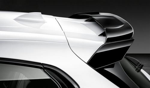 Genuine BMW F40 M Performance Gloss Black Roof Spoiler