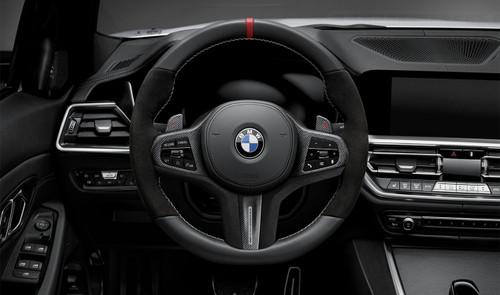 Genuine BMW M Performance G20 G29 F40 F44 Alcantara Steering Wheel