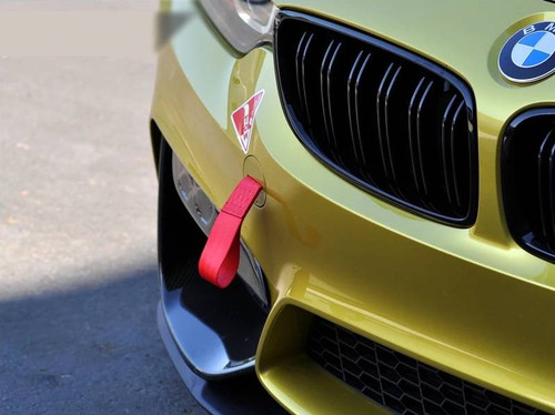 Autotecknic BMW M2 M3 M4 Front Track Tow Strap