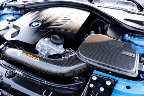 ARMA SPEED BMW N55 M135i M235i 335i 435i Carbon Cold Air Intake