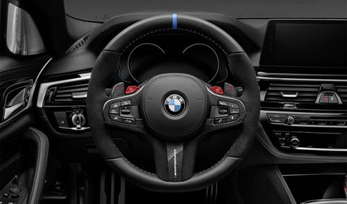 Genuine BMW F40 F44 G20 G29 M Performance Steering Wheel Trim