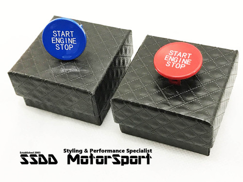 BMW G20 G21 3 Series Start/Stop Button - Red or Blue