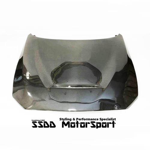 Carbon Fibre GTS CS Style Vented Bonnet for BMW F20 F22 F87 M2