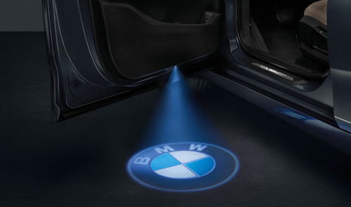 Genuine BMW F40 F44 G20 G22 G29 Z4 LED Logo Door Projector Lights