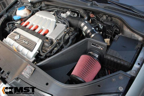 MST INTAKE KIT FOR GOLF MK5 R32 AUDI A3 TT 3.2 V6 VR6 EA390