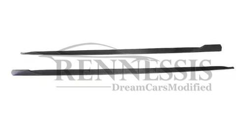AUDI B9 S5 2016+ DTM Carbon Fibre Side Skirt Extensions