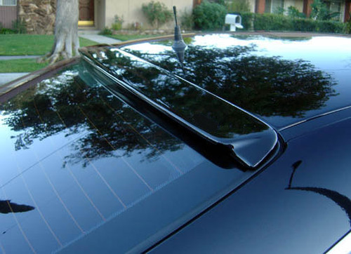 Painted Aero Style E92 Coupe Rear Roof Spoiler