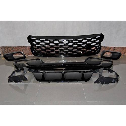 R Dynamic Look Gloss Black Bodykit for Range Rover VELAR