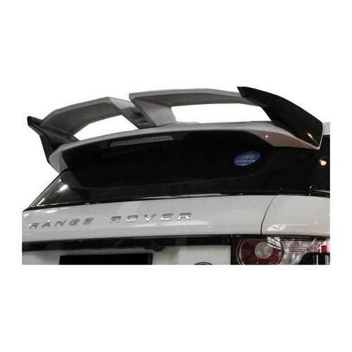 EVO Rear Roof Spoiler for Range Rover Evoque ABS Plastic