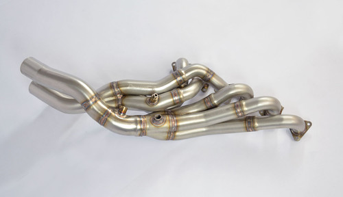 Supersprint Sport exhaust manifold-Step Design Full Race- for RHD BMW E46 M3 for track use