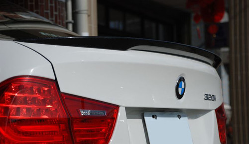 E90 Saloon Performance Style Aero Carbon Fibre Boot Spoiler