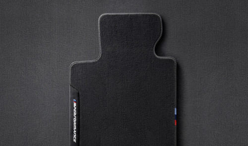 Genuine BMW M Performance Floor Mats RHD M2 51472465179