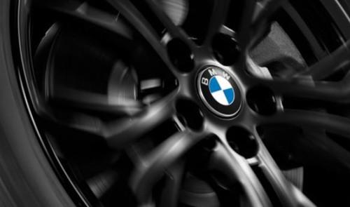 Genuine BMW Floating Wheel Centre Hub Caps 56mm 36122455269