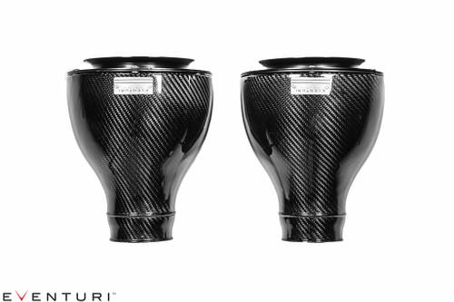 Eventuri BMW E60 M5 E63 M6 Carbon Performance Intake Kit